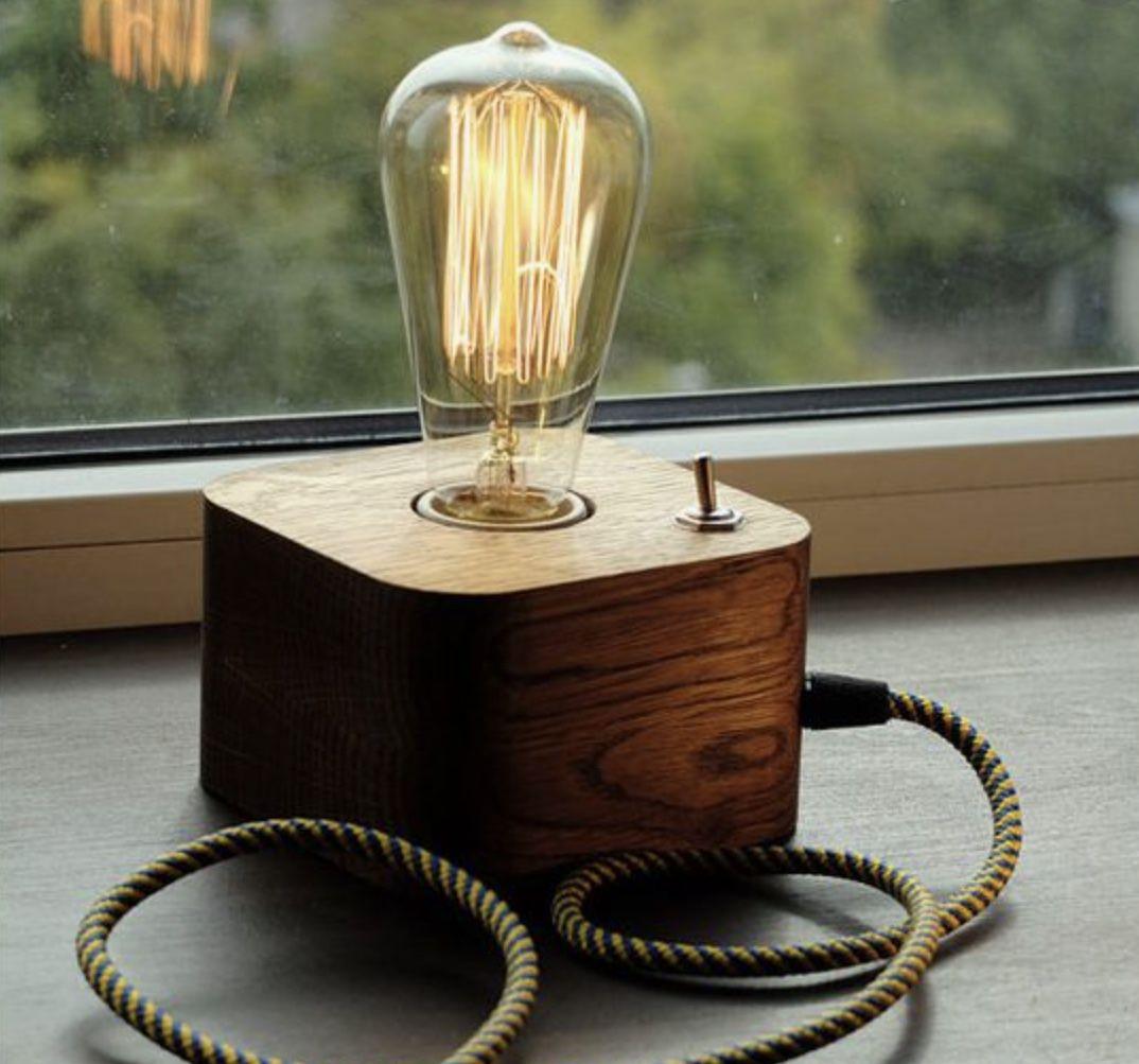 Lampe de chevet etats unis