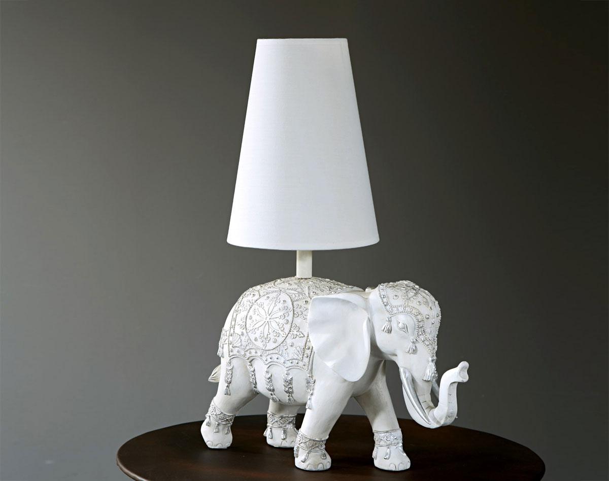 Deco lampe de chevet