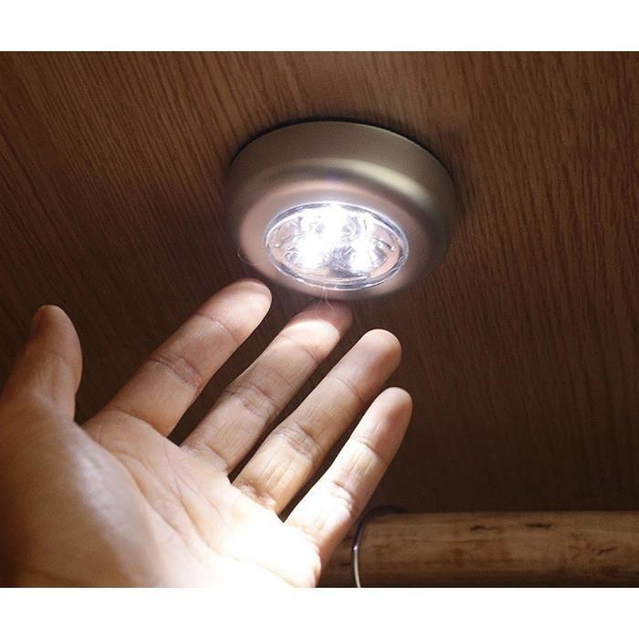 Chevet Maison De Luminaire Idée Lampe Sur Pile Et R3AjLqc54S