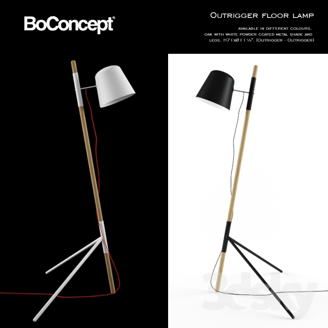 Lampe design boconcept