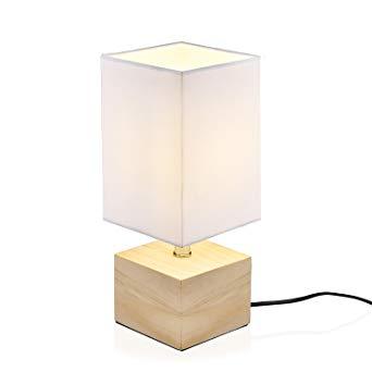 Lampe de chevet nature pas cher