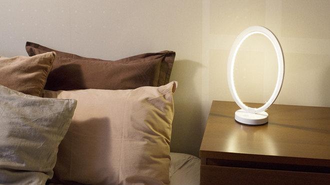 Lampe De Chevet Avec Variateur D Intensite Idee De Luminaire Et