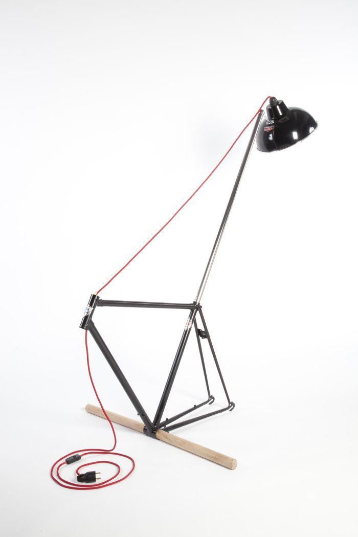 Lampe velo design