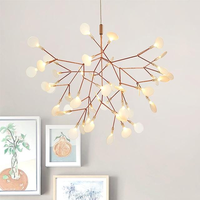 Lampe suspendue design led