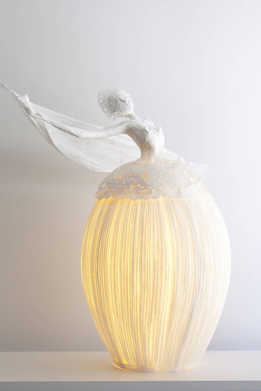 Papier Design Lampe De Luminaire Et Maché Maison Idée iPTwOukXZ