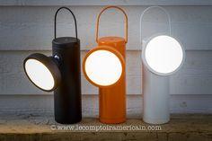 Lampe de mineur design