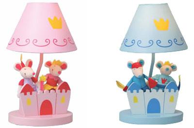 Lampe de chevet pour chambre de bébé