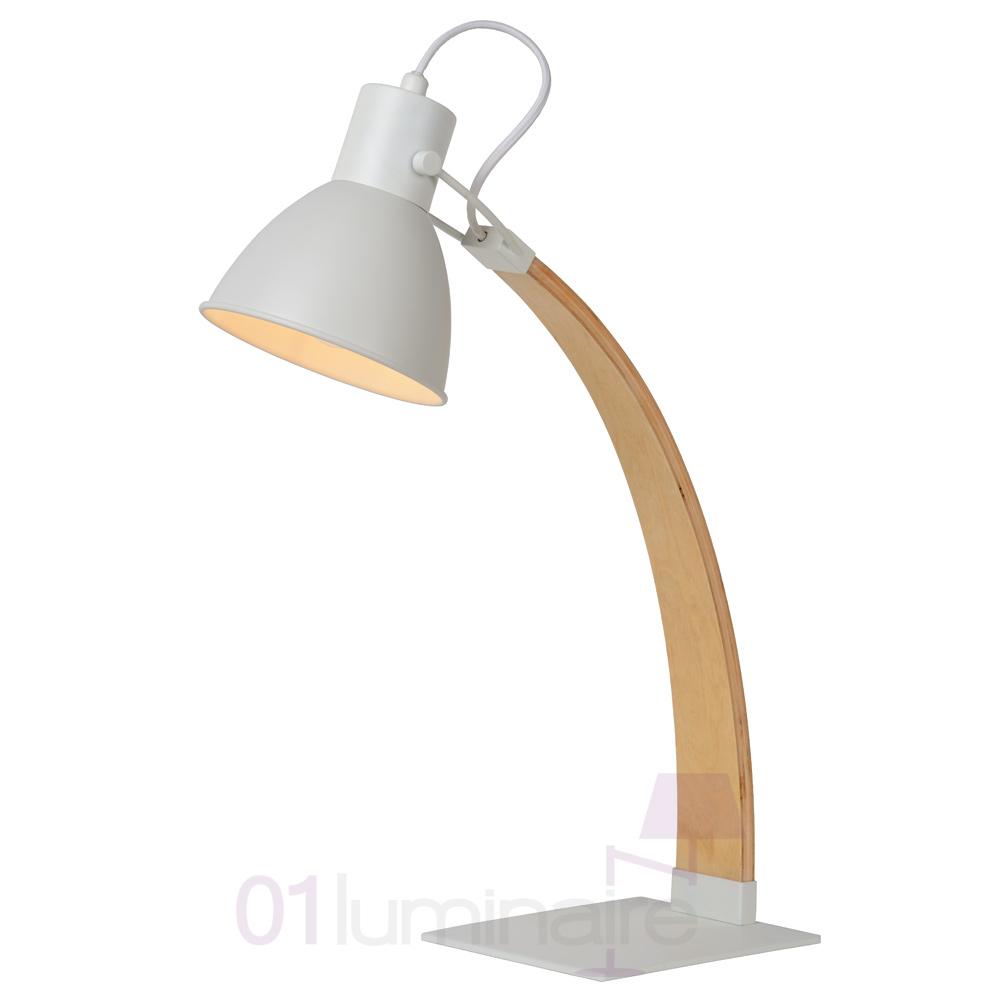 Lampe de bureau orientable design