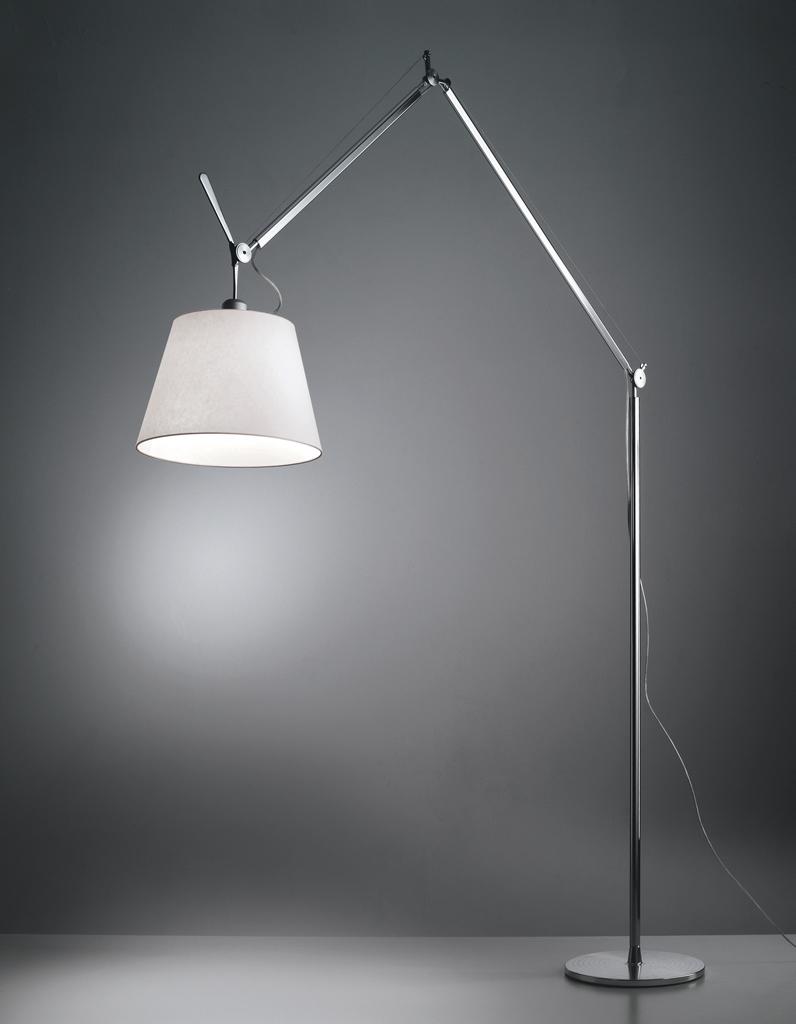 Lampe sur pied design italien
