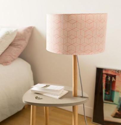 Deco chambre lampe de chevet