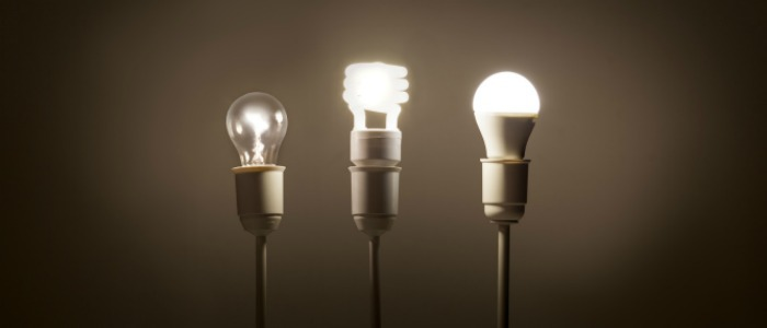 Lampe de chevet halogène