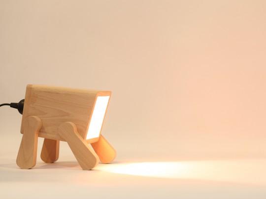 Lampe bureau bois design bureau bois design impressionnant lampe