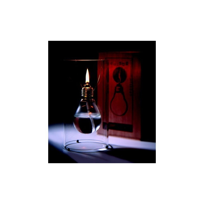 Lampe à huile edisun opossum design