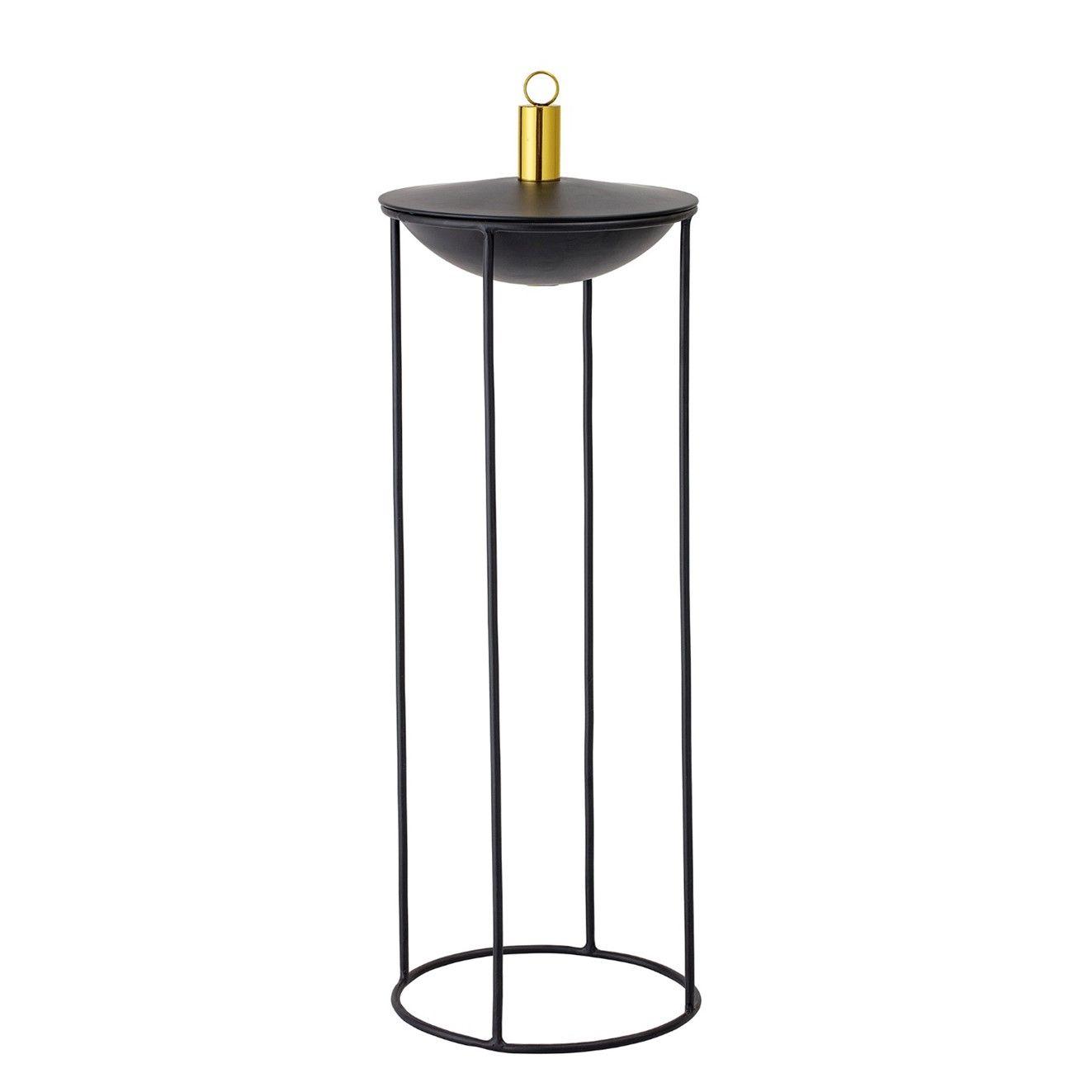 Lampe a huile exterieur design