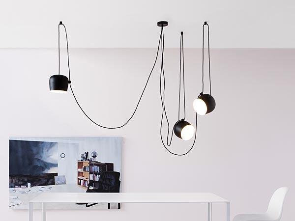 Lampe plafond design