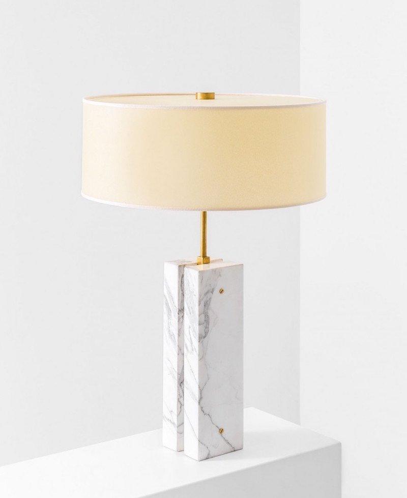 Grande lampe de chevet design