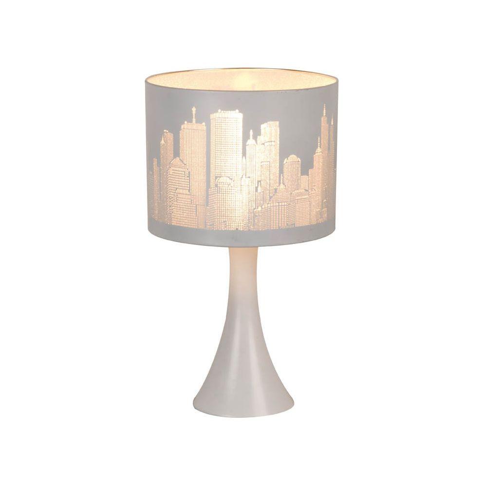 Lampe de chevet forme boule