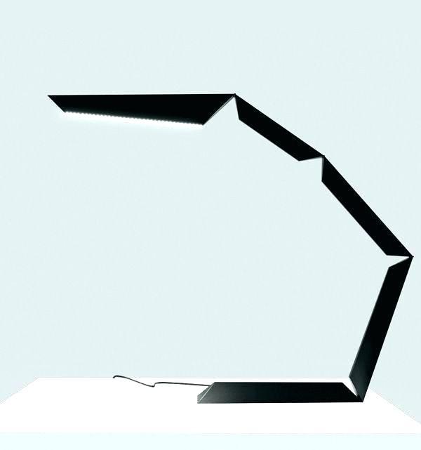 Lampe design aluminium