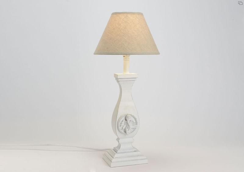 Lampe de chevet avec des anges