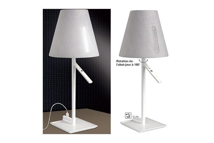 Lampe de chevet usb idée de luminaire et lampe maison