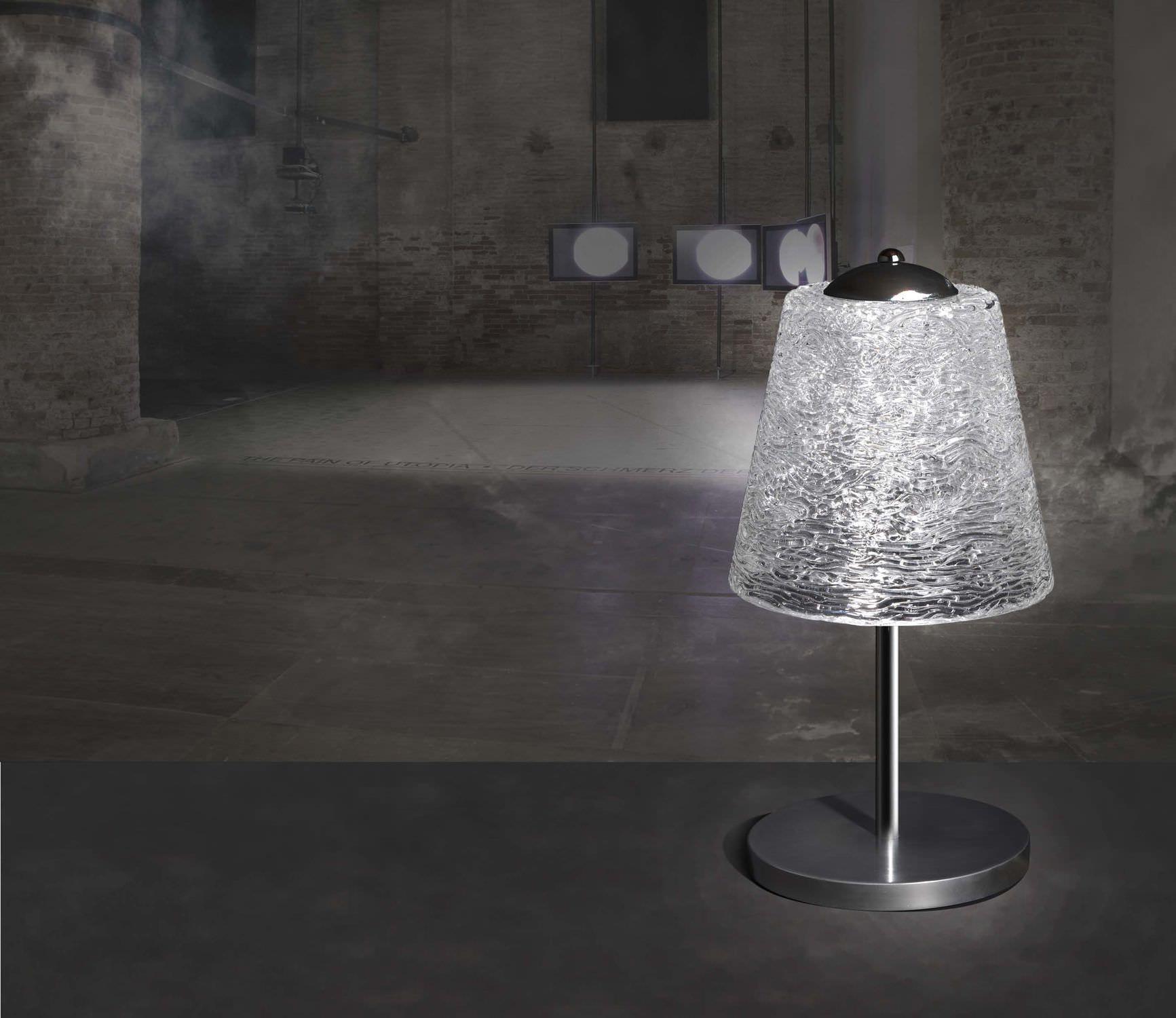 Lampe de chevet blanche originale