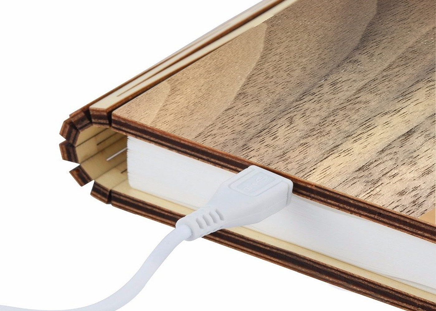 Livre lampe design