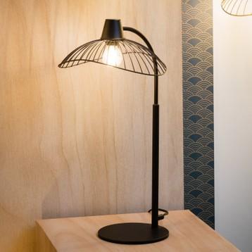 Lampe de chevet ampoule filament