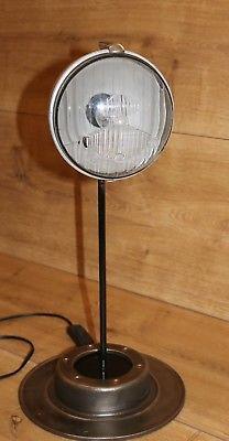 Phare 2cv lampe de chevet