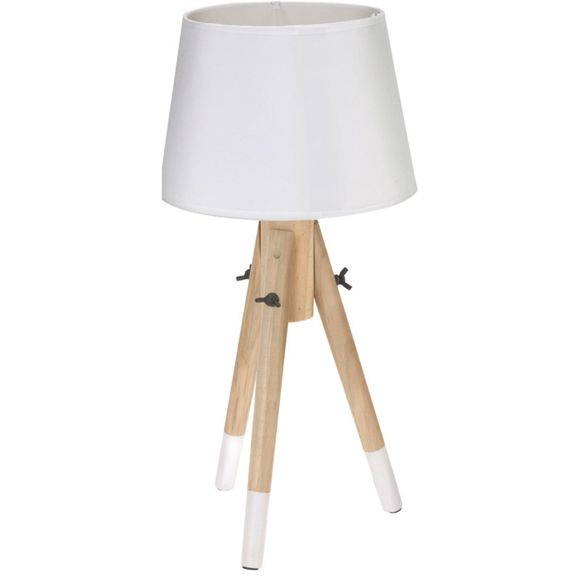 Lampe design blanc