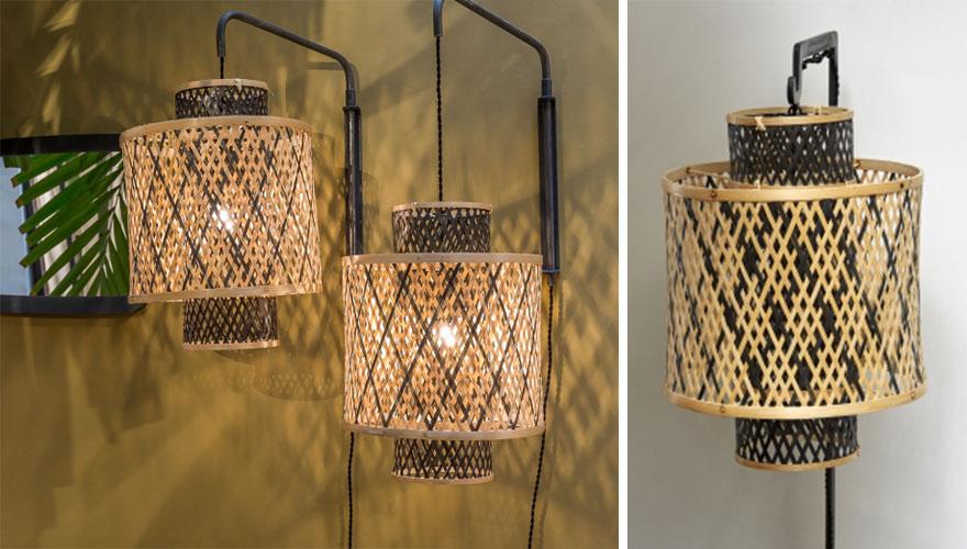 Lampe Design Rotin Idée De Luminaire Et Lampe Maison