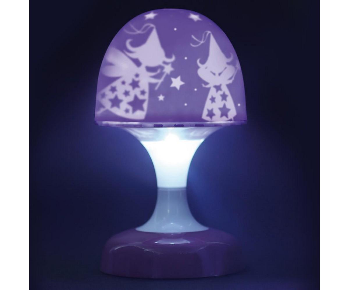 Lampe de chevet projecteur enfant