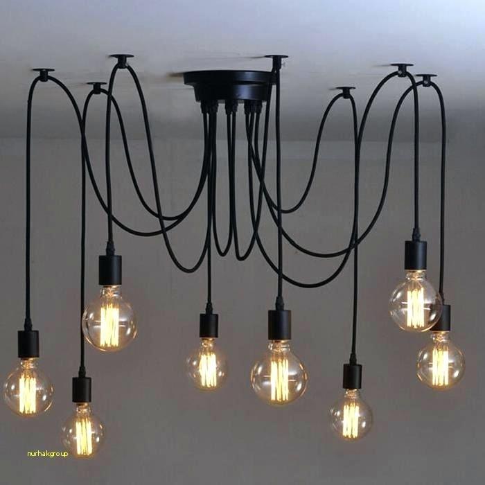 Brocante lampe design industriel