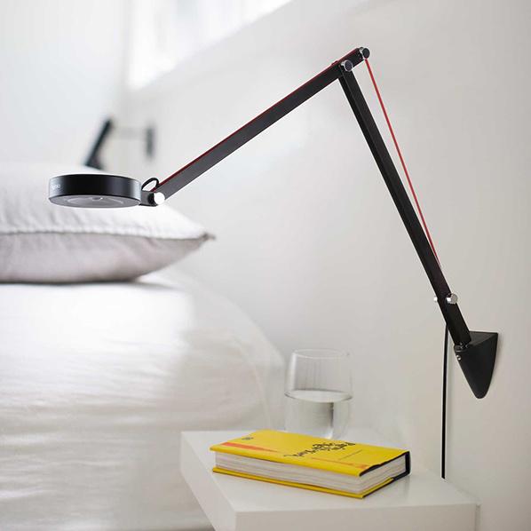 Lampe de chevet architecte