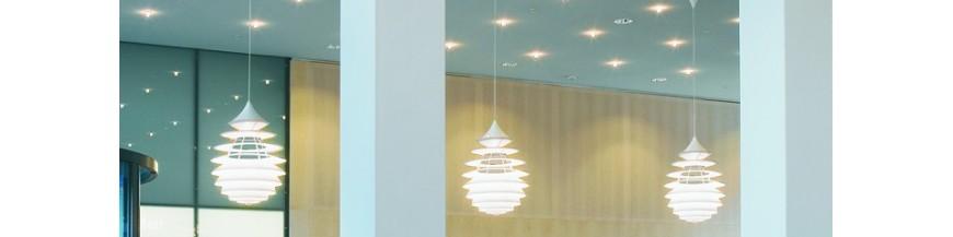 Lampe design danois