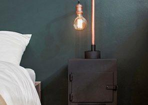 Chevet Design Maison De Idée Luminaire Lampe Diy Et sCthrQxd