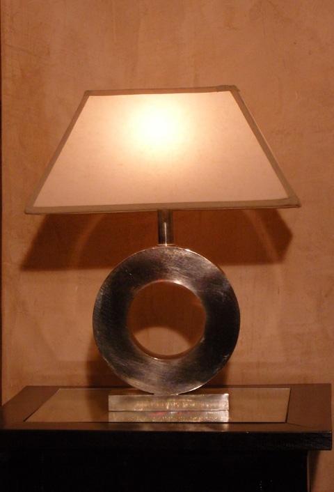 Lampe de chevet tamisé