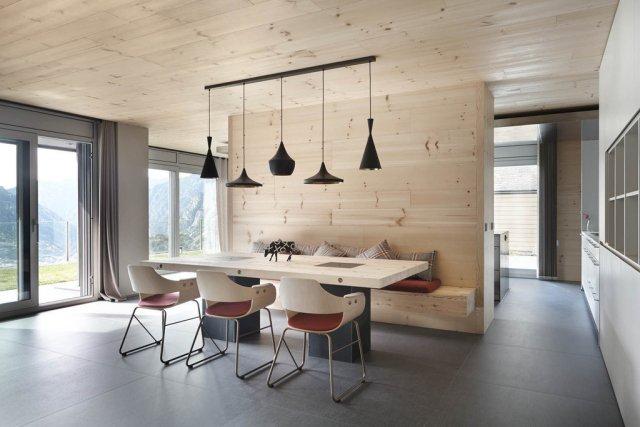 Lampe salle a manger design - Idée de luminaire et lampe maison