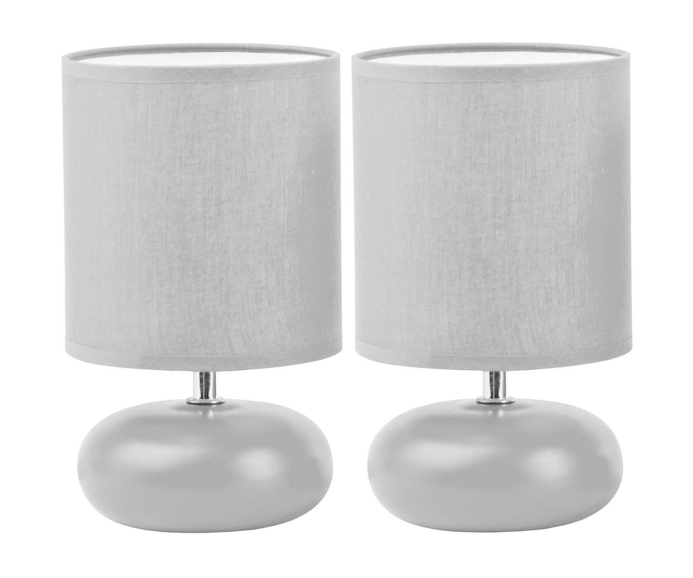 Lampe de chevet plate