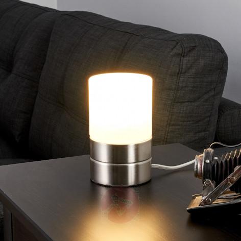 Idée Maison Luminaire De Chevet Lampe Cylindrique Et WED29HIY