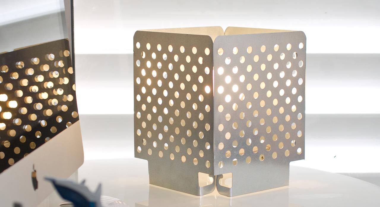 Comment fabriquer lampe de chevet