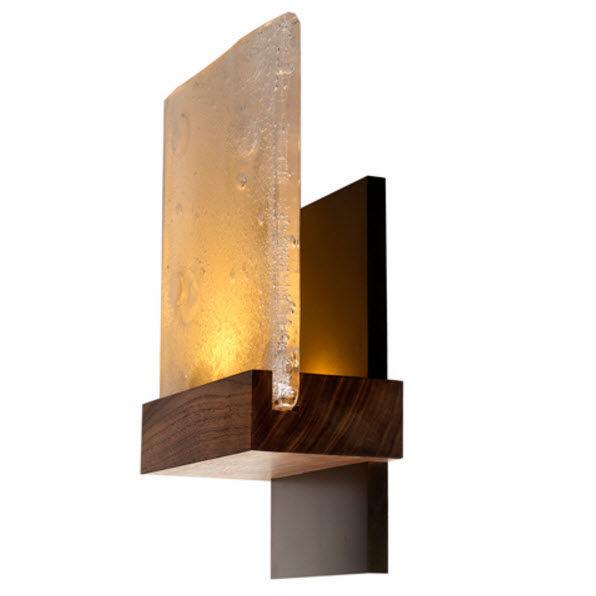 Bois De Maison Murale Idée Luminaire Applique Verre Lampe Et rxdCBeo