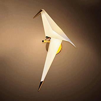 Applique murale origami animaux