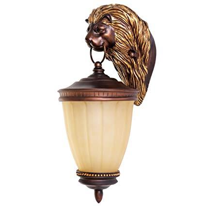 Applique murale lion