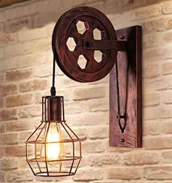 Applique murale vintage laiton - Idée de luminaire et lampe maison