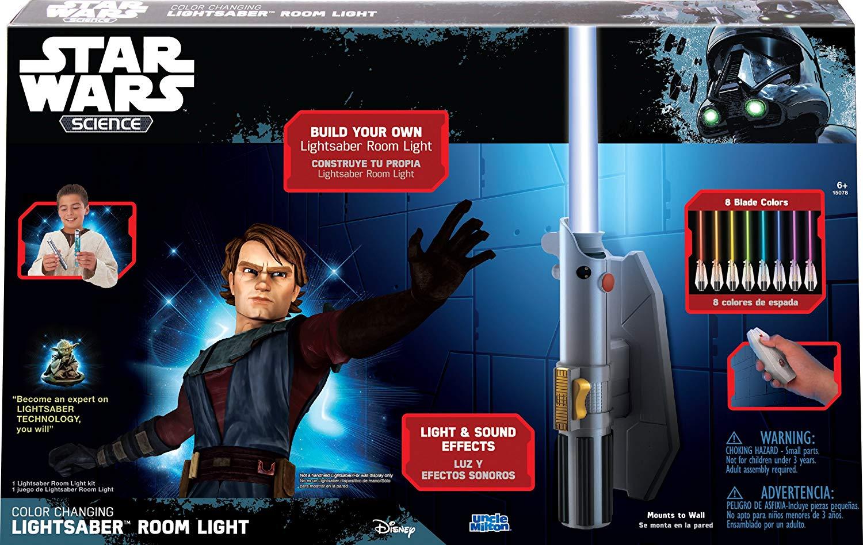 Applique murale sabre laser