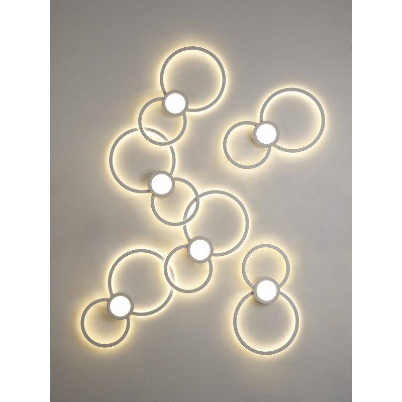 Murale Lampe Idée Applique Led Gradable Et Maison Luminaire De lFJc1K