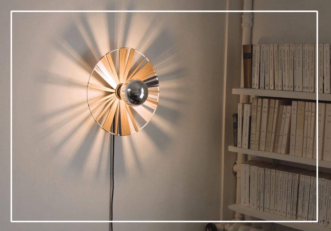 Idée Et A Murale Lampe Maison De Faire Applique Luminaire IWD9He2YE
