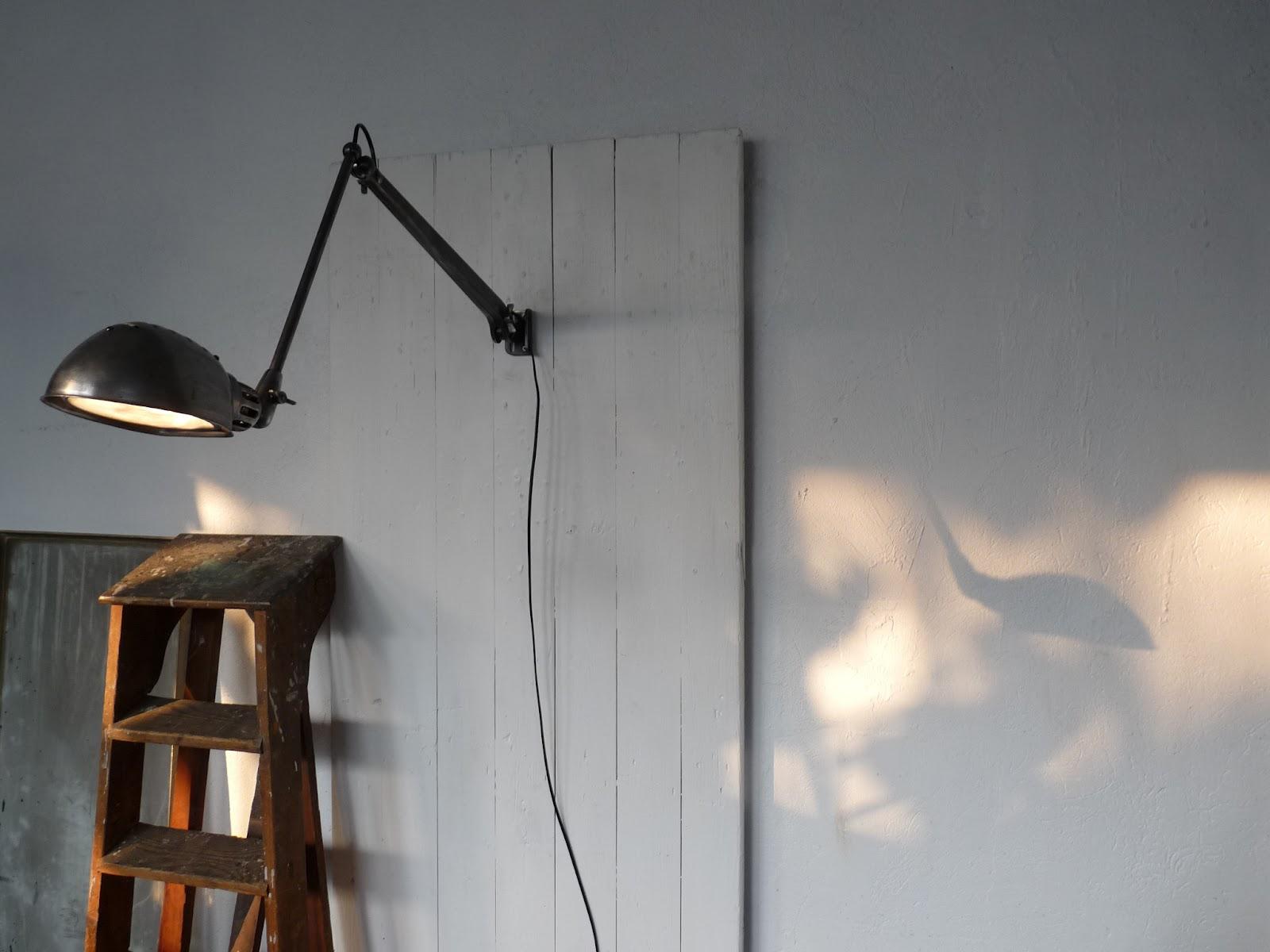 Applique murale chambre articulée