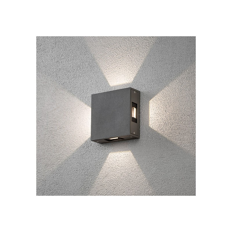 Led Murale Lampe Exterieur Idée Applique Luminaire De Maison Et OukZXTPi