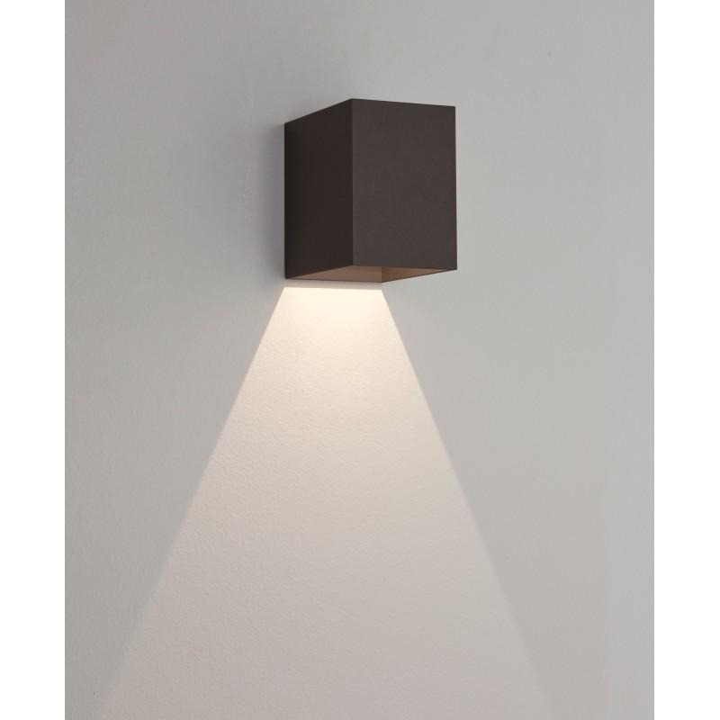 Murale Luminaire Maison Idée De Noir Applique Exterieur Lampe Et eBdoCx